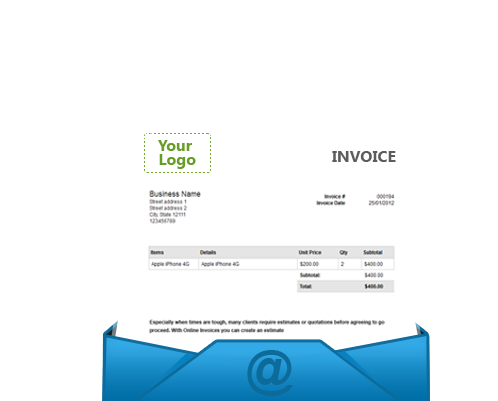 Quick & Easy Invoice Creation