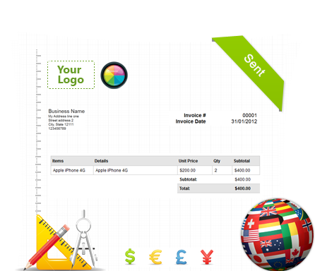 Build Easy Invoices into your brand